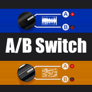A/B Audio & CV Switch